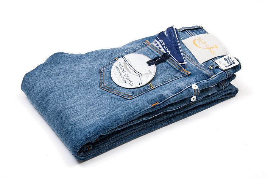 Jacob Cohën lightweight jeans