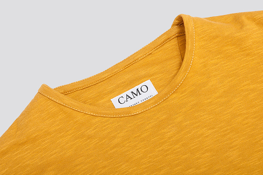 CAMO Dr. Fager-Flamed Jersey Tee