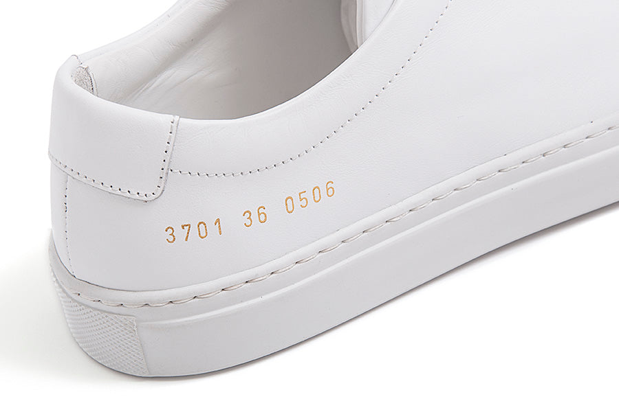 Common Original Achilles Low White for Woman