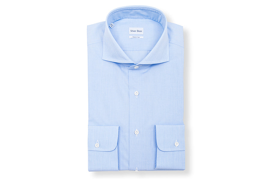 End on End Slim Blue Shirt