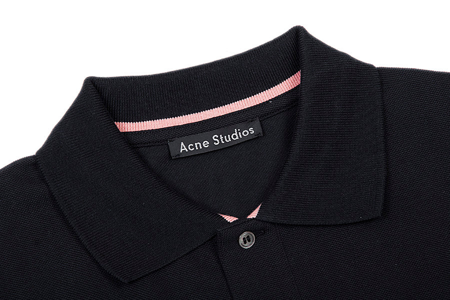 Acne Studios Newark Face Black