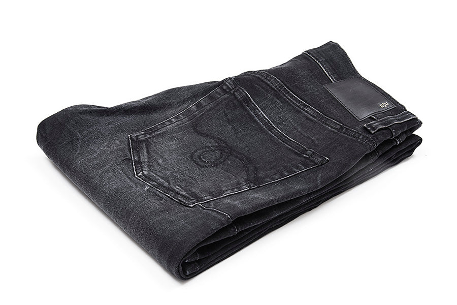 Skate Jean Black Washed