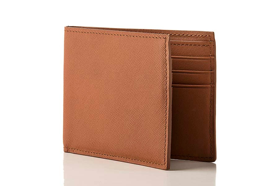 Classic Wallet Marrón Craft