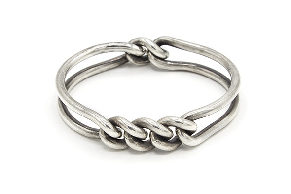 M. Cohen 4mm Curb Bangle
