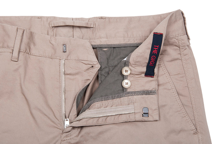 The Gigi Kure/T K710 Beige Trouser
