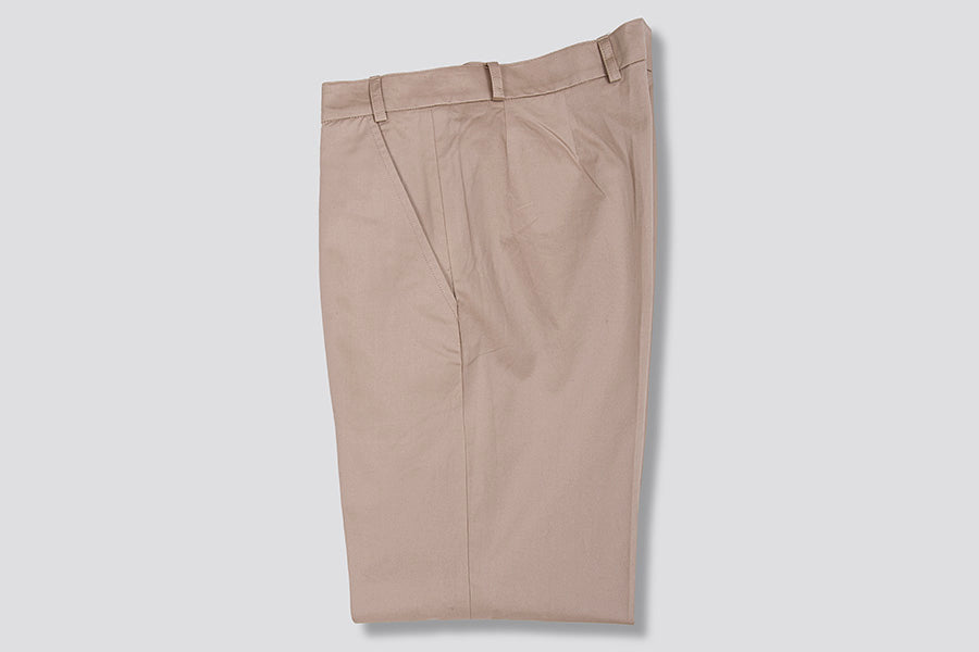CAMO Spectacular Bid-Drill Beige Pants