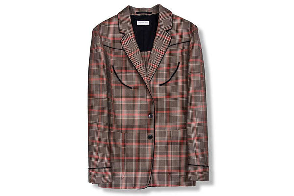 Dries Van Noten Barabas Multicolor Jacket