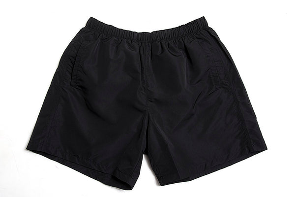 Our Legacy Drape Trunks-Black 1185DTBBN