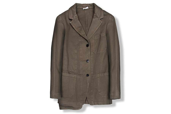 Dries Van Noten Baltimore Jacket Khaki