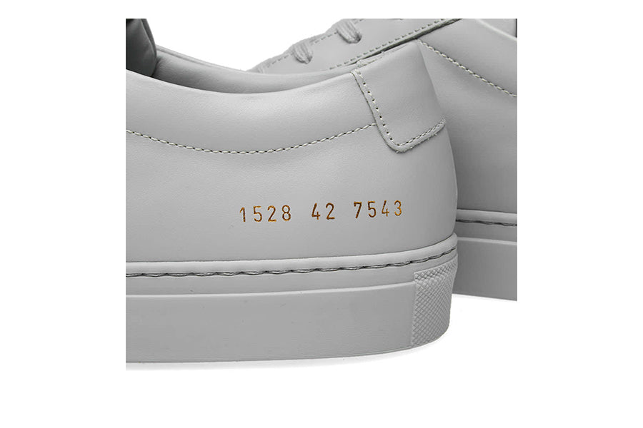 Common Projects Original Achilles Low Grey