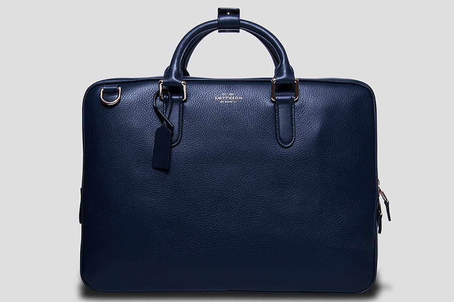 Smythson Burlington Slim Brief Case