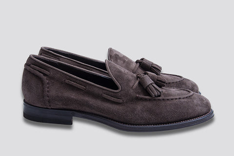 Slowear Mocassinno Nappinne Grey