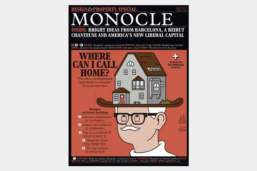 Monocle - Issue 103 (May 2017)