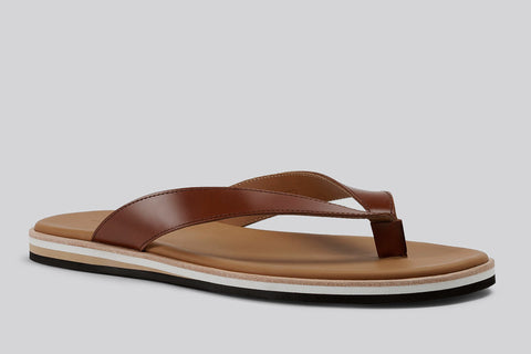 Want Les Essentiels de la Vie Dumont Thong Sandal Brown
