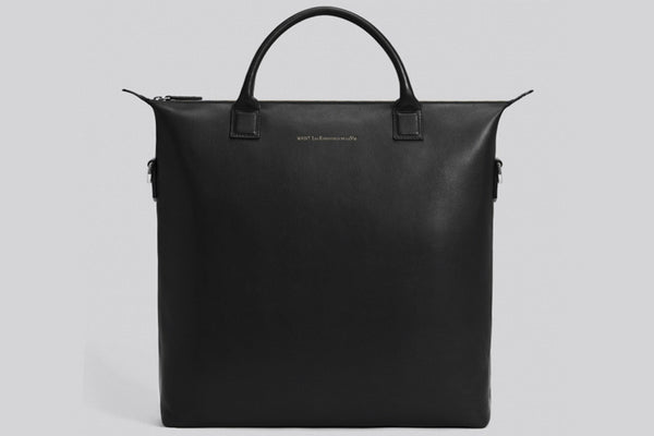 Want Les Essentiels de la Vie Soft Shopper Leather Tote Bag