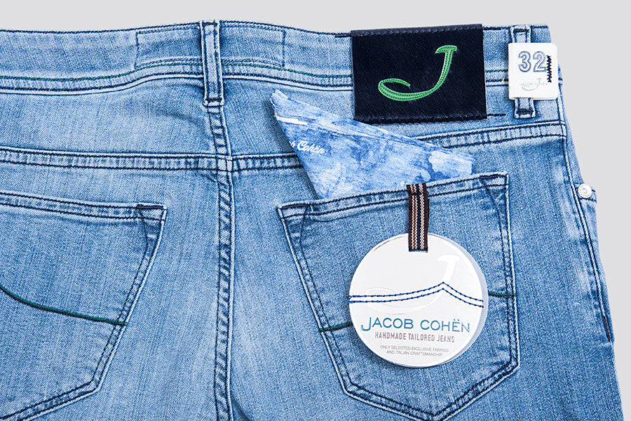 Jacob Cohën PW688 225 Comfort Wash 3