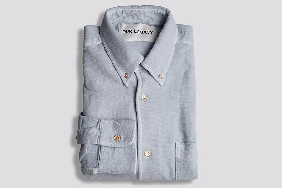 Our Legacy 1950's Shirt Graphite