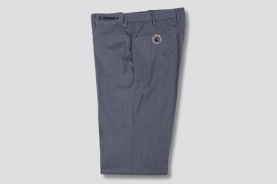 PT01 Stretch-Wool Slim Trousers