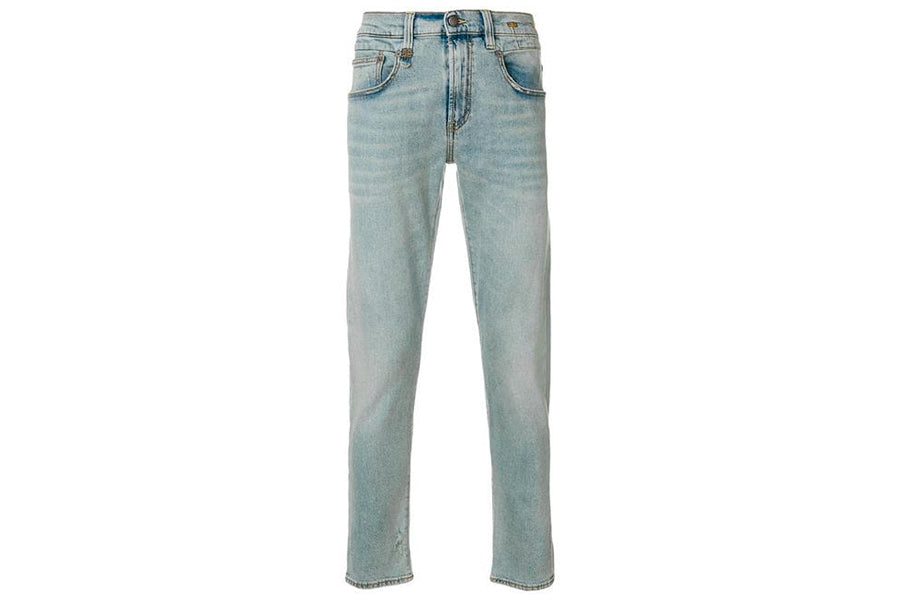 R13 Boy Jeans Light Blue