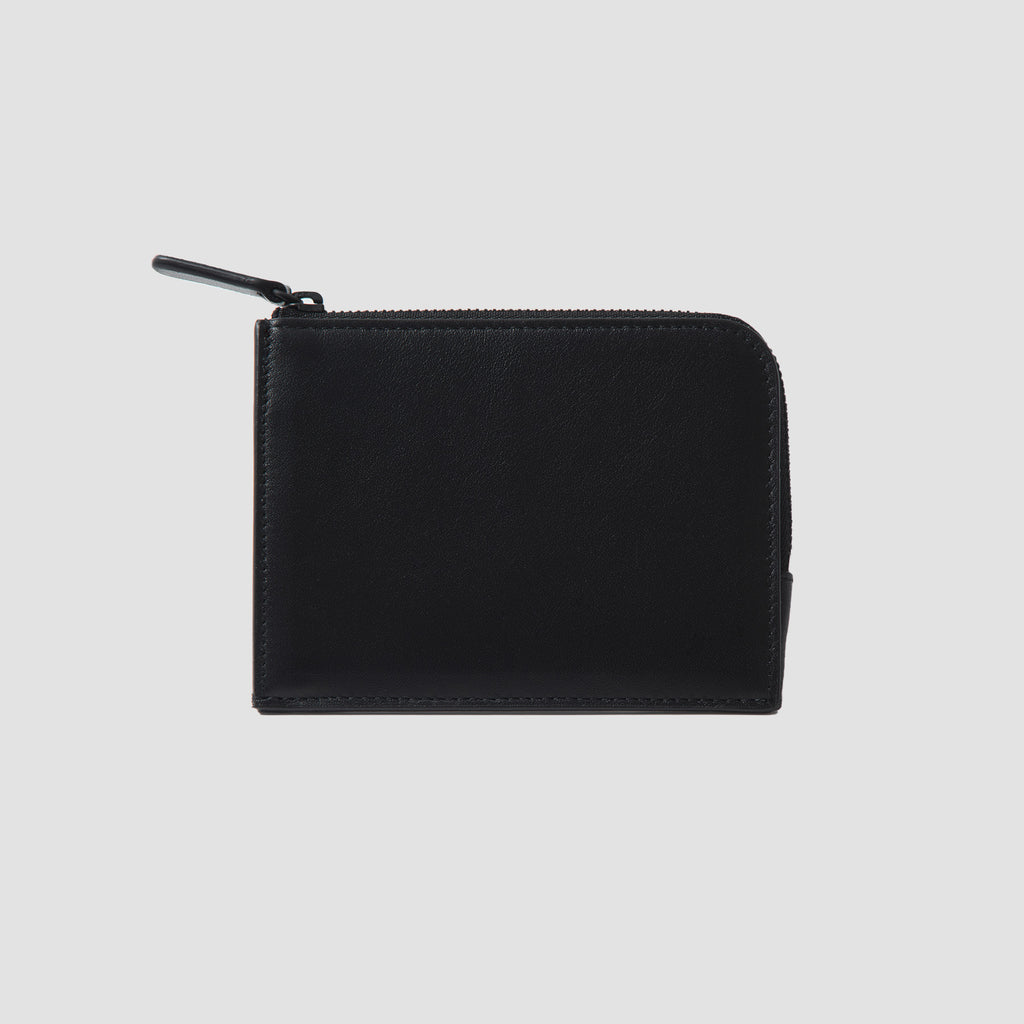 Common Projects Zipper Wallet Black