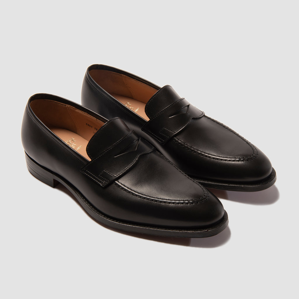 Crockett & Jones Sydney Black Calf