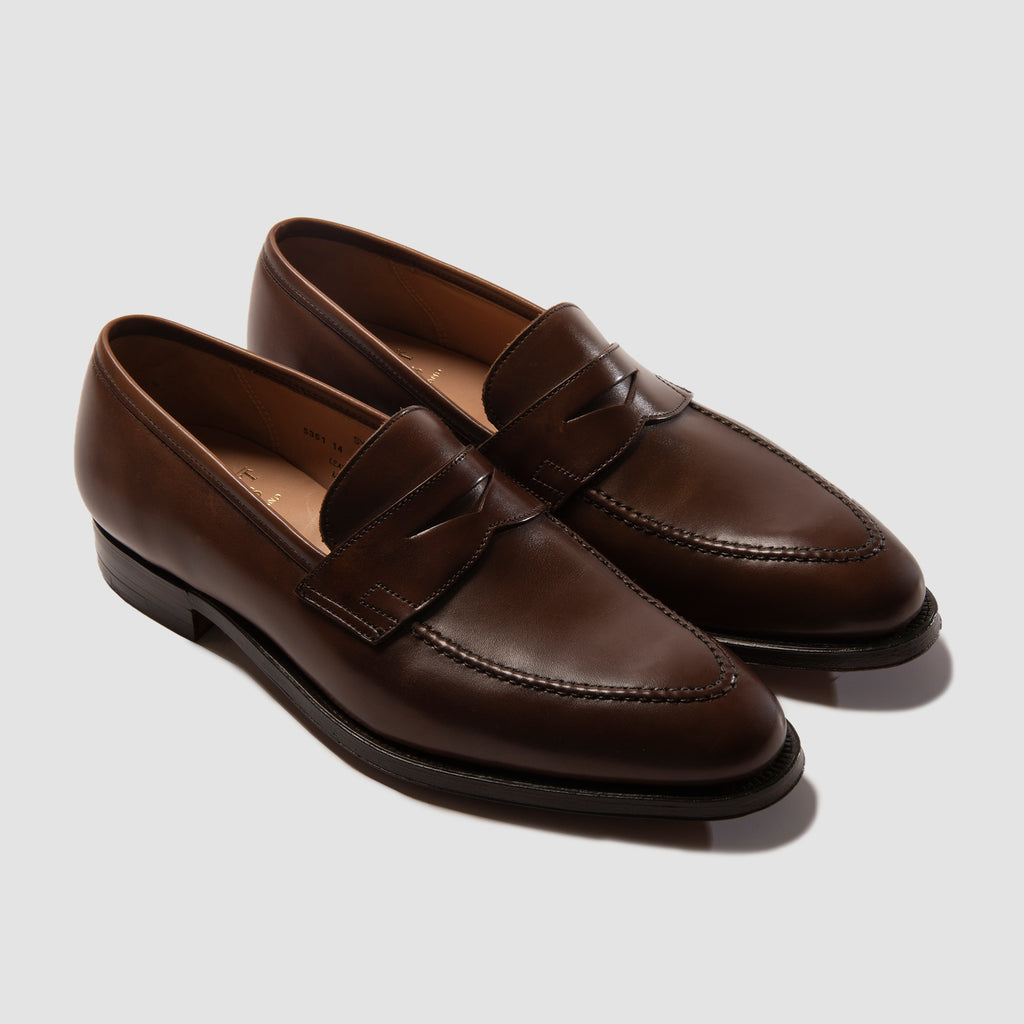 Crockett & Jones Sydney Brown Calf