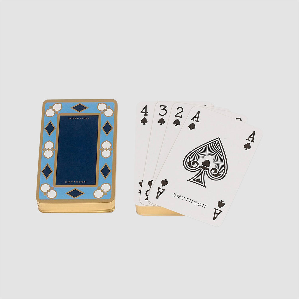 Smythson Playing Cards Twin Pack