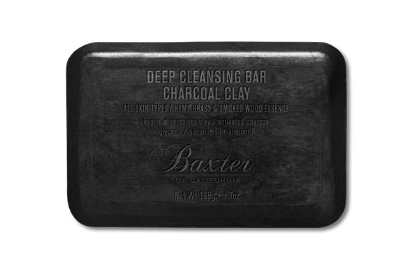 Deep Cleansing Body Bar Charcoal Clay