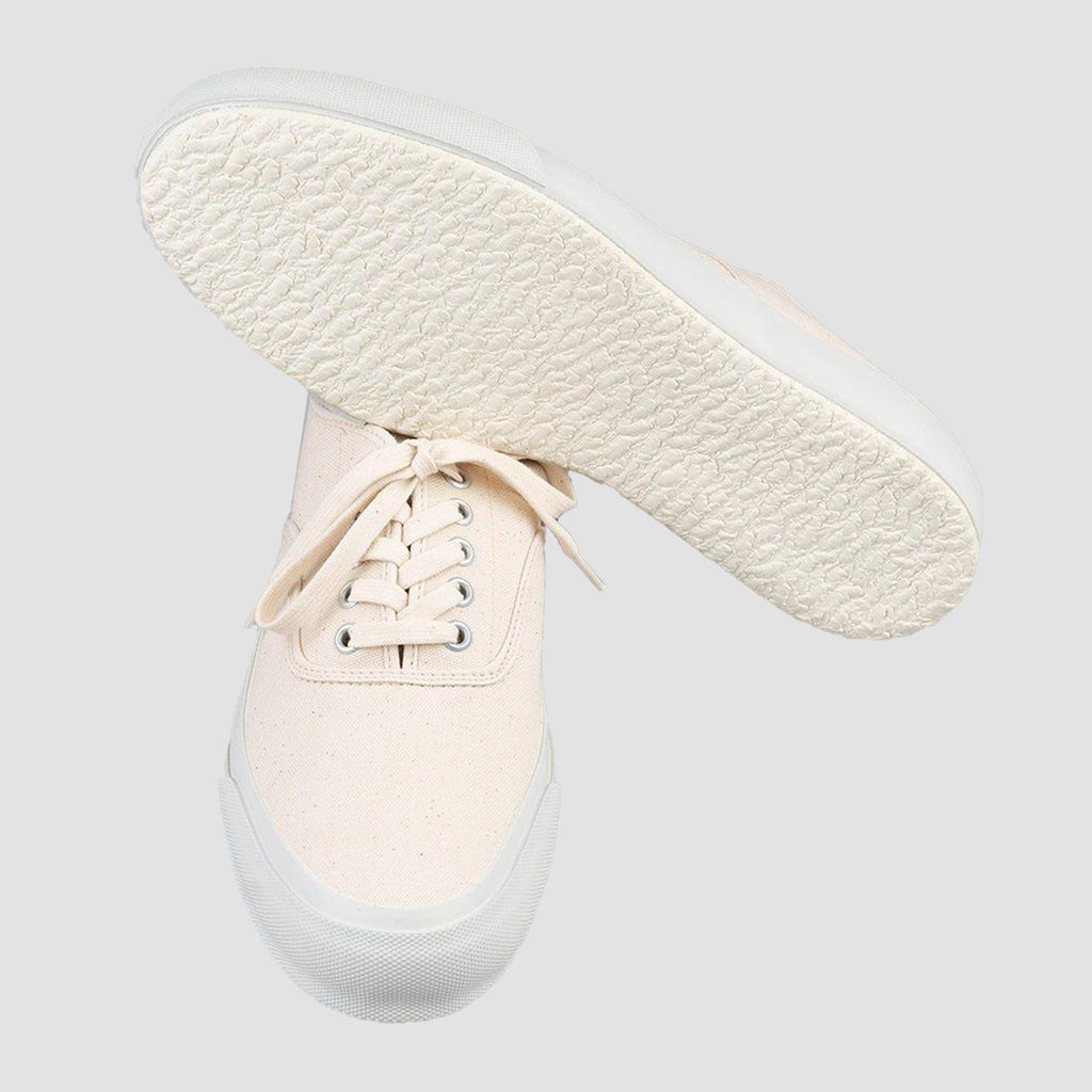 Doek Oxford Sneakers Canvas Ecru