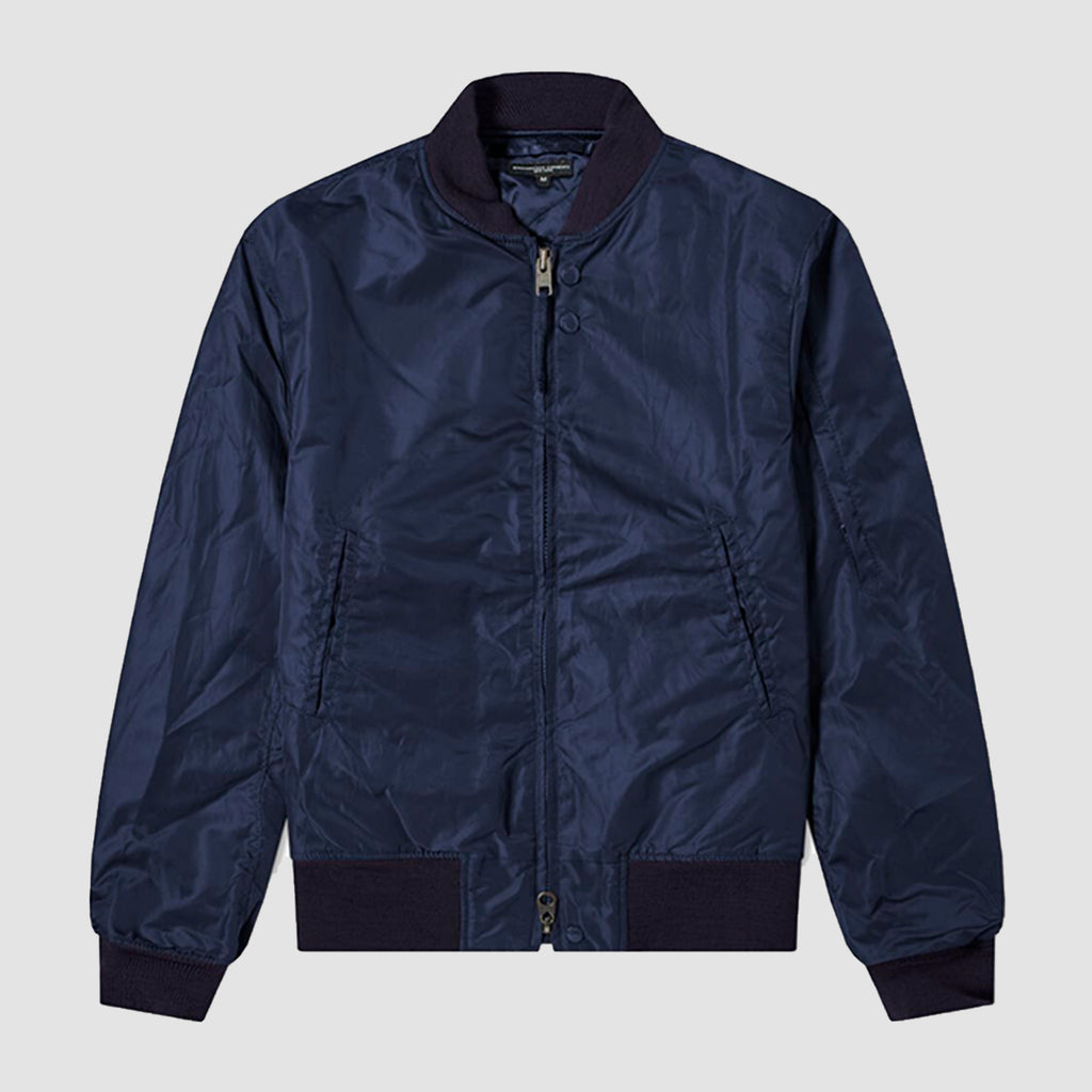 Engineered Garments Aviator Jacket Azul