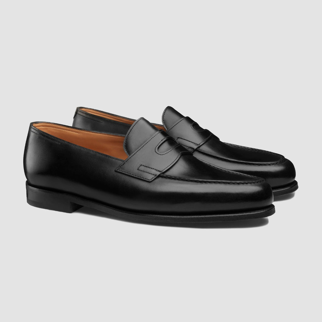 John Lobb Lopez Loafer Black