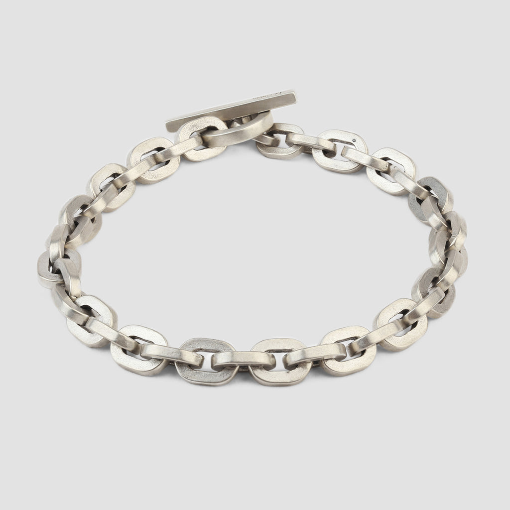 M. Cohen The Mini Cuadro Toggled Bracelet