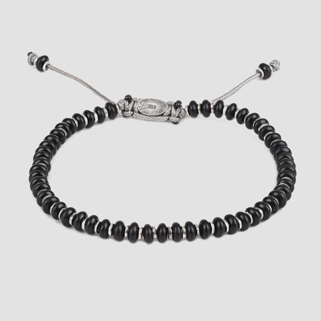 M. Cohen The Axis Black Onyx Bracelet