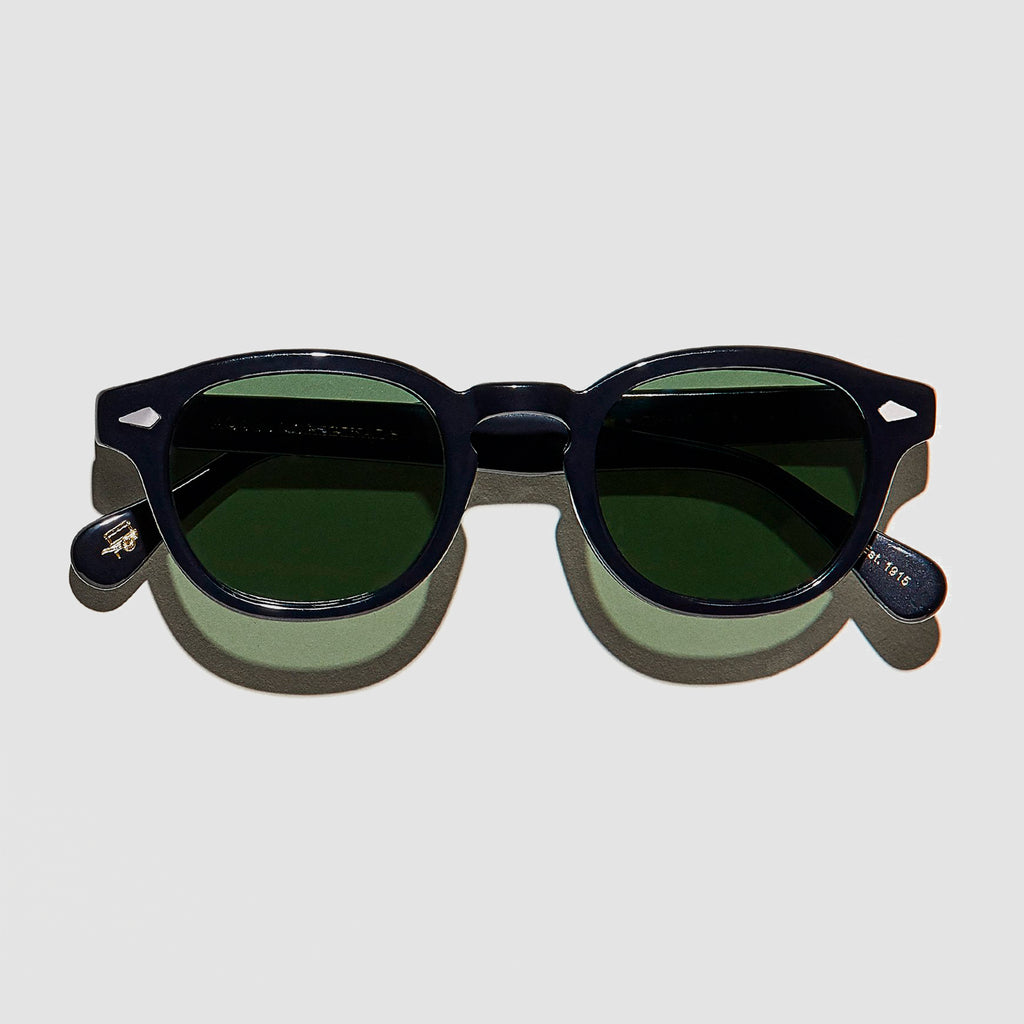 Moscot Lemtosh Sun Black