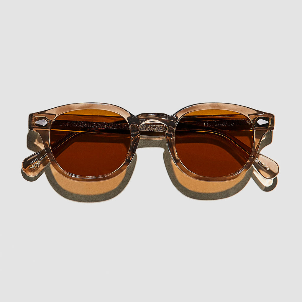 Moscot Lemtosh Sun Brown Ash