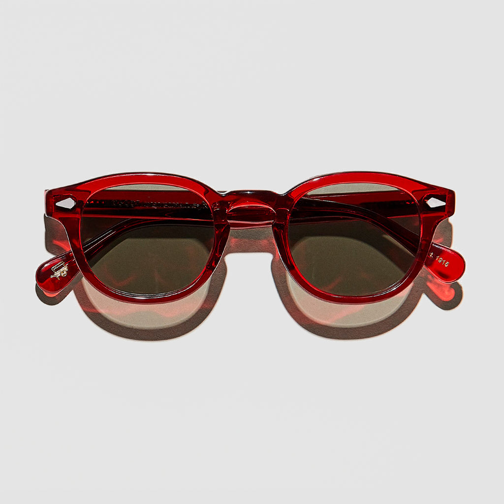 Moscot Lemtosh Sun Ruby