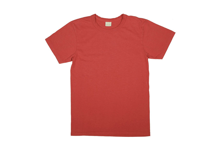Runabout Simple Tee Cranberry