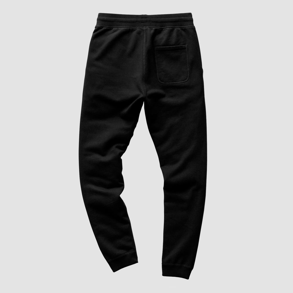 Reigning Champ Lightweight Terry Slim Sweatpants Black