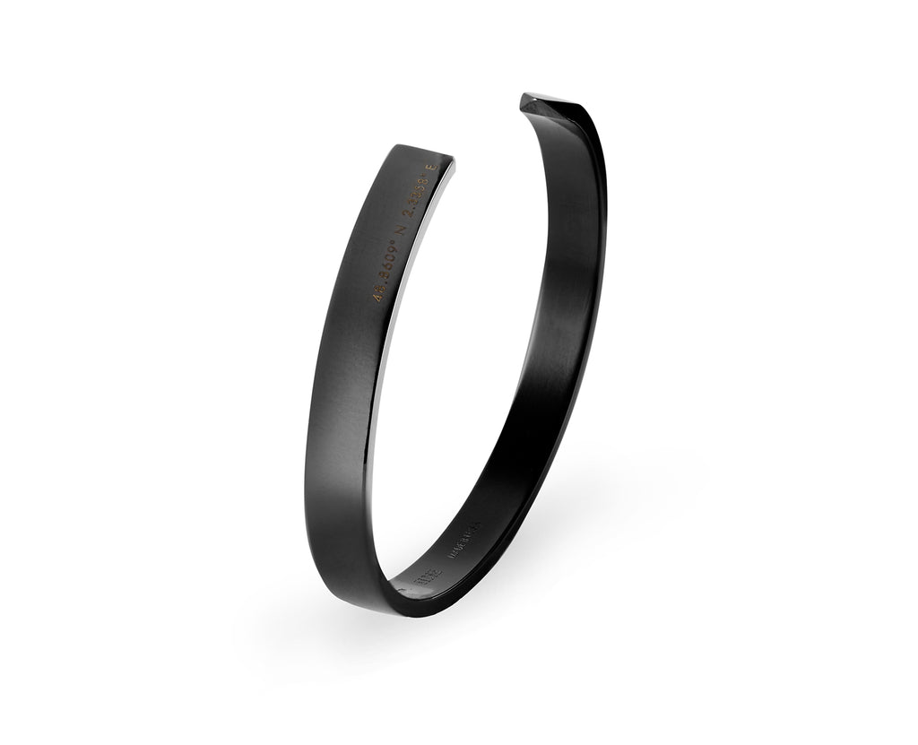 Paris Black Titanium™ Cuff