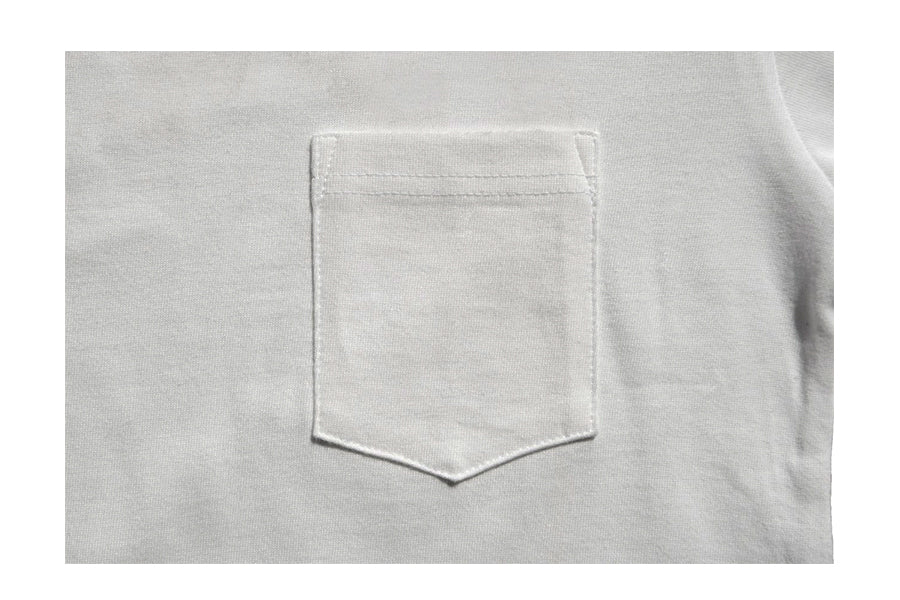 3sixteen Heavyweight Pocket T⁠-⁠Shirt White