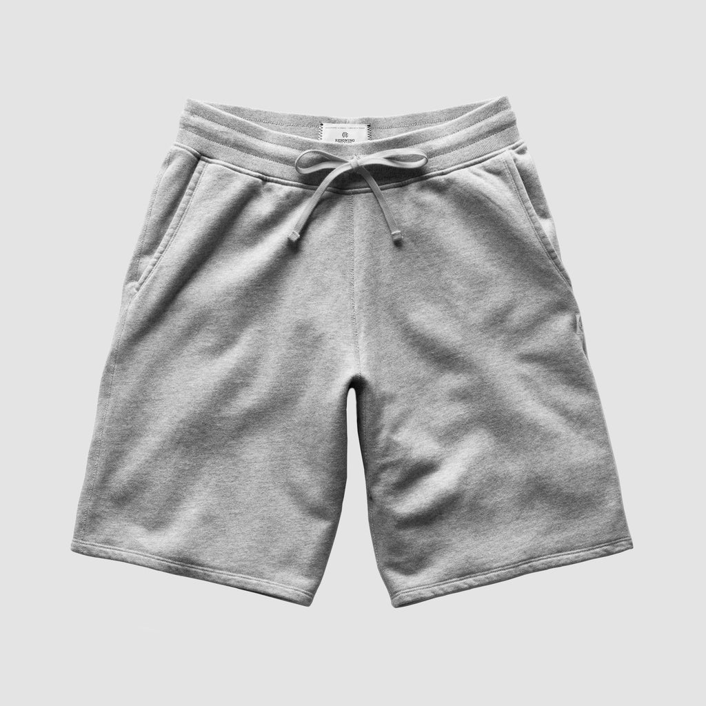Reigning Champ Lightweight Terry Sweatshort Heather Grey