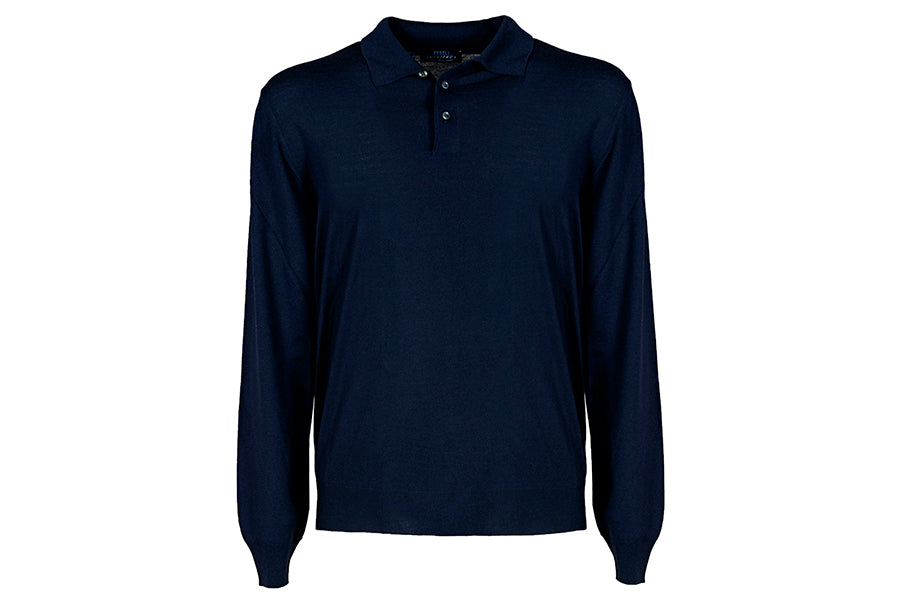 Fedeli Sportsman Polo Navy