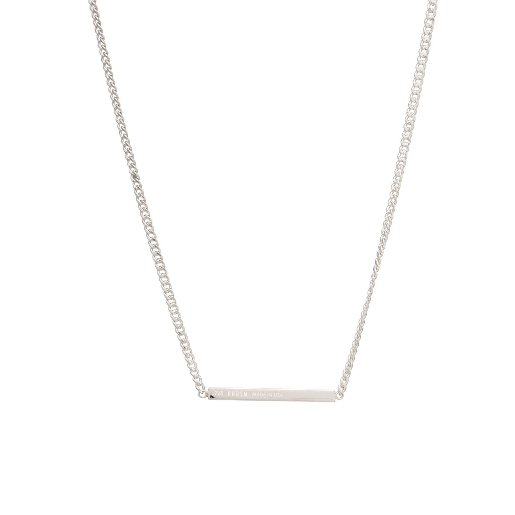 Tokyo Sterling Silver Necklace