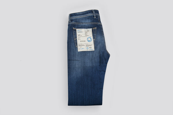 Jacob Cohen  Slim Comfort Stretch