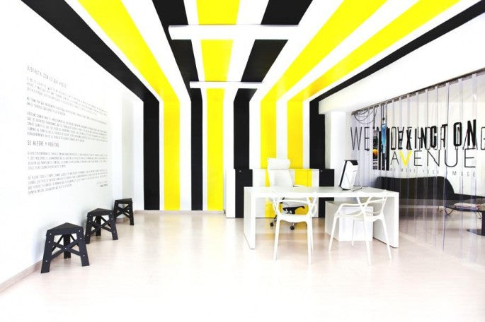 Black, White & Yellow: The ModShop Way