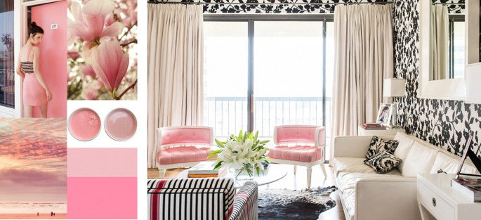Color Crush: Pastel Pink