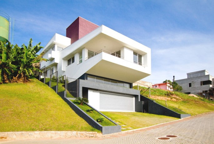 The Modern DLW House, Brazil