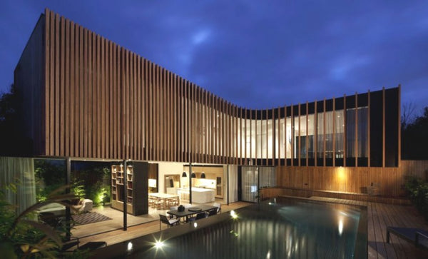 Contemporary Kooyong House, Melbourne
