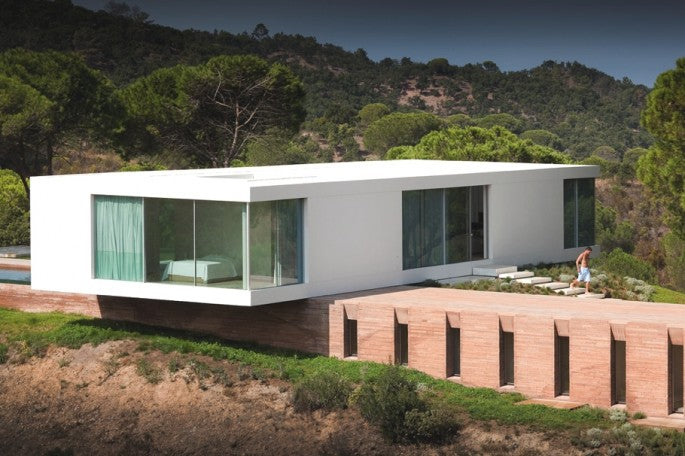 Contemporary House In Melides, Portugal