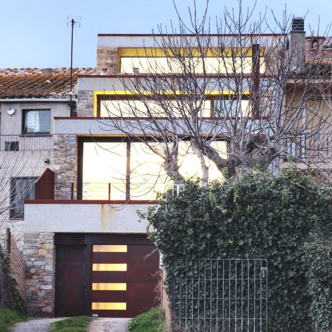 Modern Terraced House, Spain